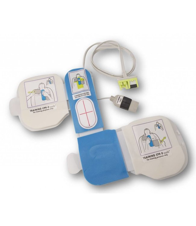 ZOLL Zoll CPR-D demo elektrodenset