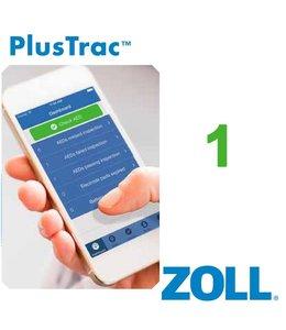 ZOLL Plus Track 1 jaar