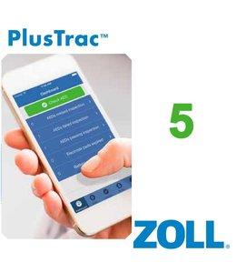 ZOLL Plus Track 5 jaar