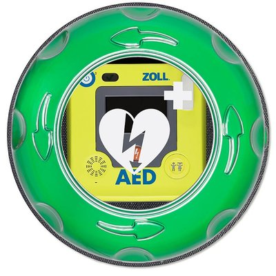AED wandkasten / beugels