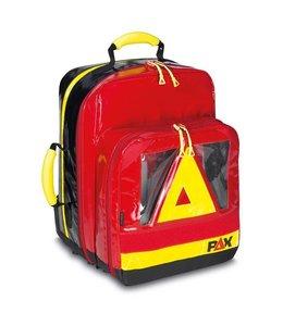 PAX PAX Feldberg AED rugzak Rood