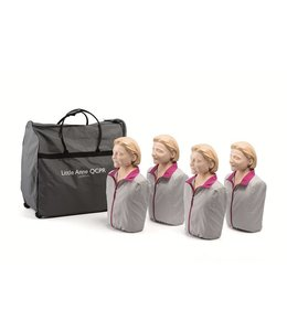 Laerdal Laerdal Little Anne QCPR 4-pack