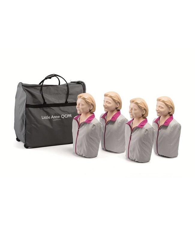 Laerdal Laerdal Little Anne QCPR 4-pack