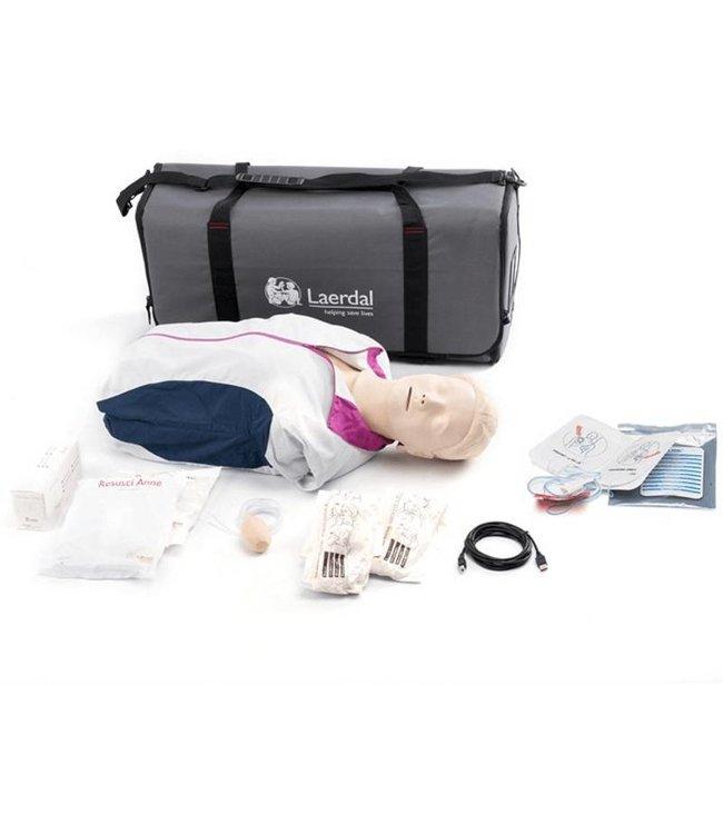 Laerdal Laerdal Resusci Anne QCPR AED Torso met draagtas