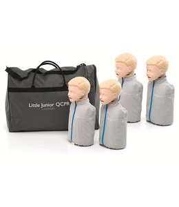 Laerdal Laerdal Little Junior QCPR 4-pack