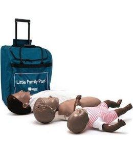 Laerdal Laerdal Little Family Pack donkere huid