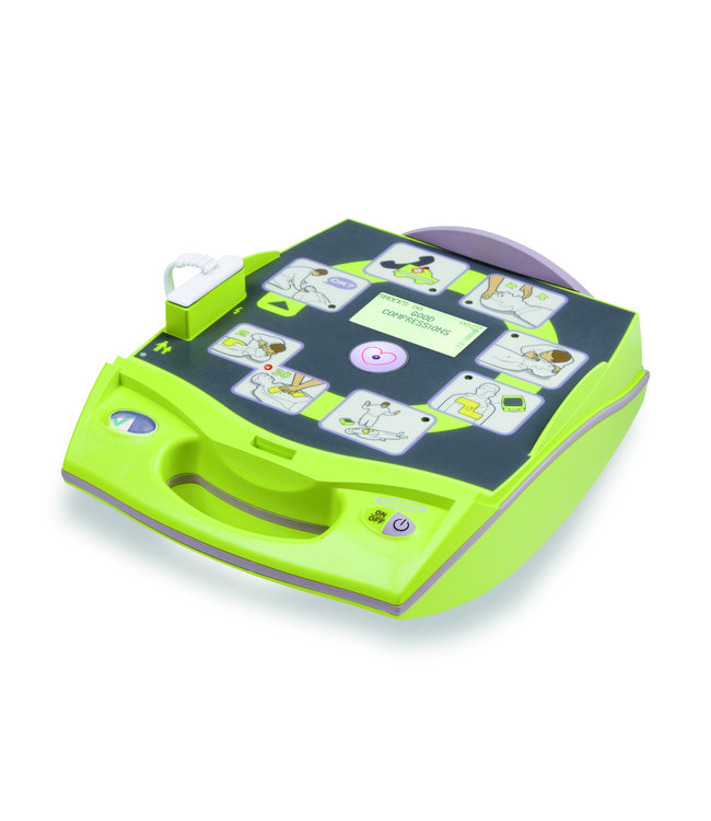 ZOLL Zoll AED Plus met feedback volautomaat