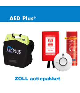 ZOLL ZOLL AED Plus actiepakket