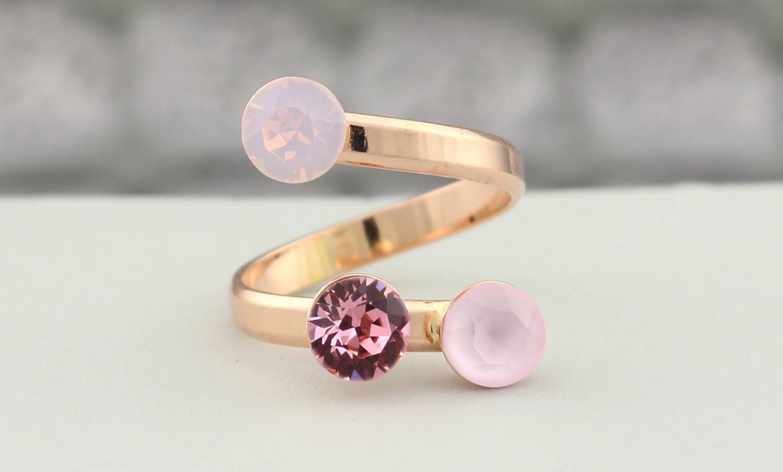 Rosé sieraden