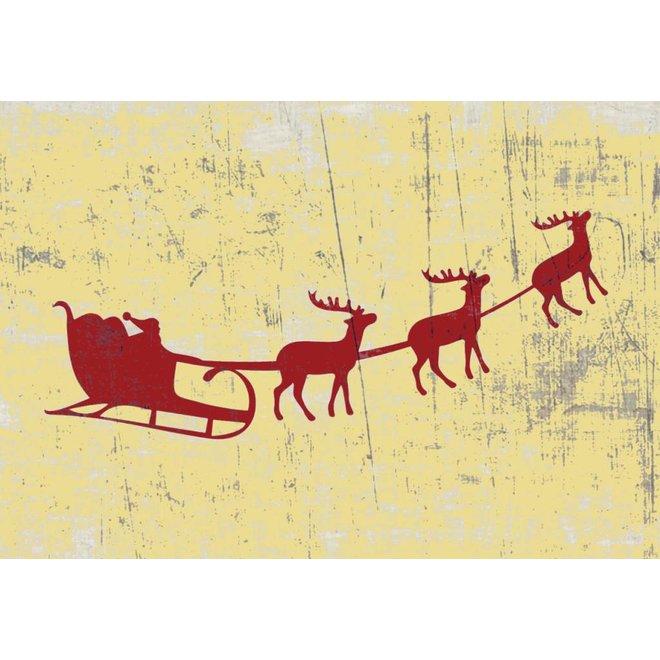 Wunschkarte - Weihnachten 3 - ARLIZI 16