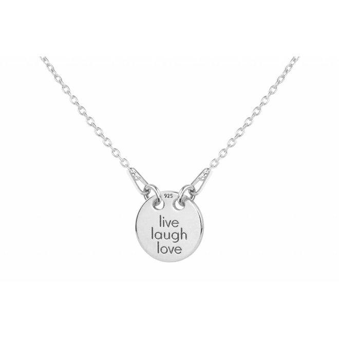 Halskette Charme Anhänger - Sterling Silber - 1446