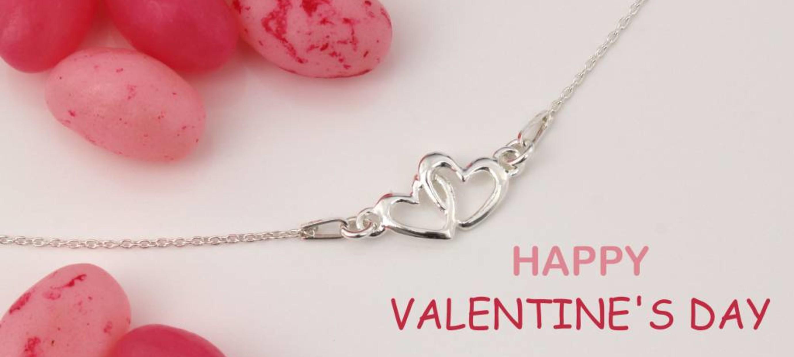 Sieraden voor Valentijnsdag?