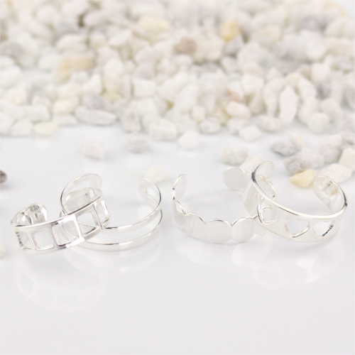 ARLIZI Jewelry sterling silver knuckle rings