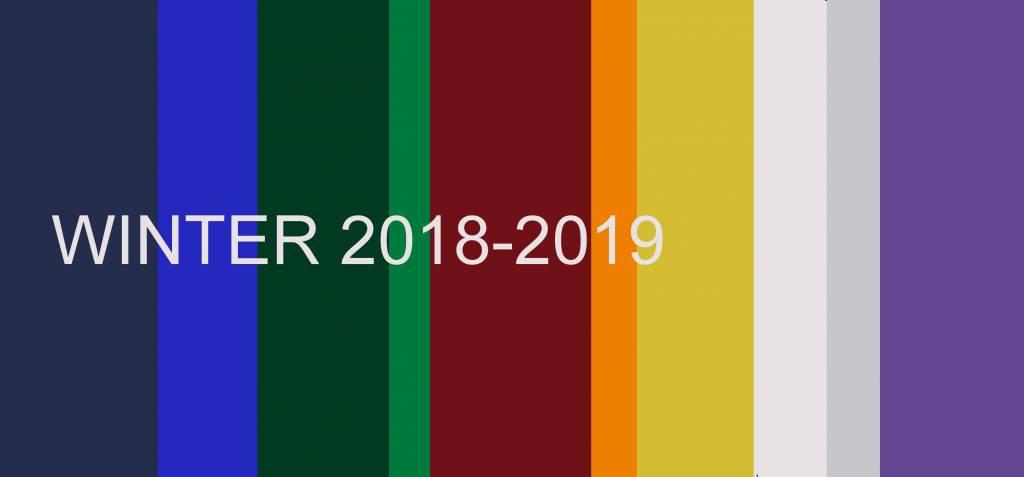 Was Sind Die Modefarben Für Herbst Winter 2018 2019 Arlizi