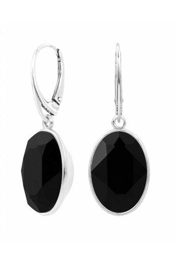 Ohrringe Swarovski Kristall Anhänger - Sterling Silber - ARLIZI 1659 - Claudia