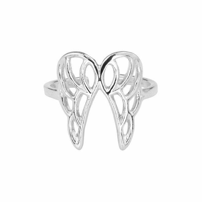 Ring vleugel sterling zilver - 1680