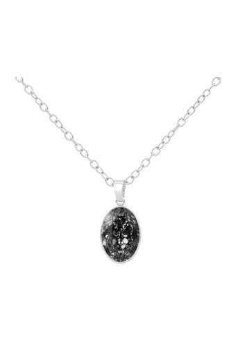 Necklace Swarovski crystal pendant - 925 sterling silver - ARLIZI 1690 - Claudia