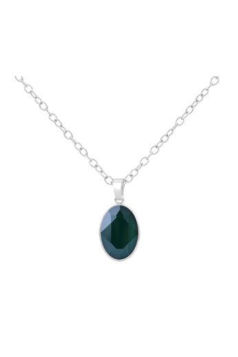 Halskette Swarovski Kristall Anhänger - 925 Sterling Silber - ARLIZI 1693 - Claudia