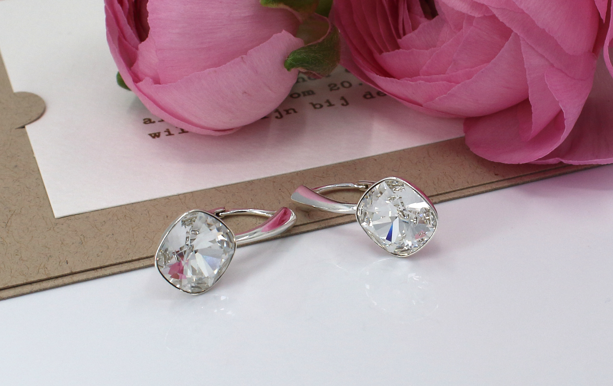 ARLIZI Jewelry Swarovski crystal