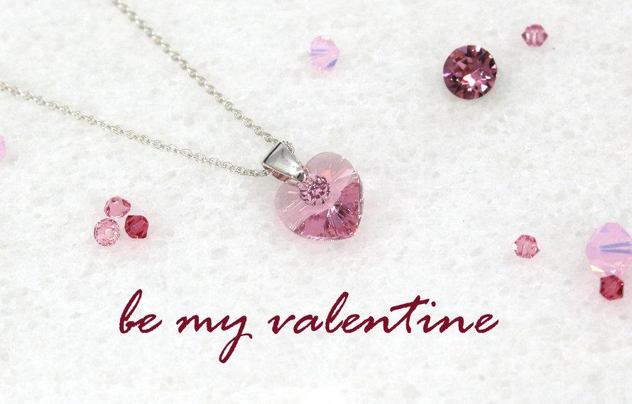 Süße Schmuckgeschenke zum Valentinstag