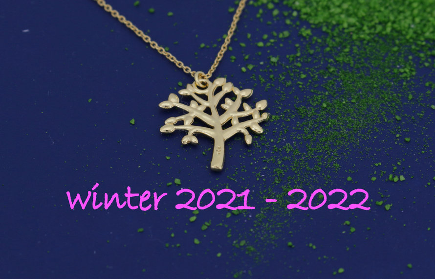 These are the top 10 fashion colours winter 2021-2022