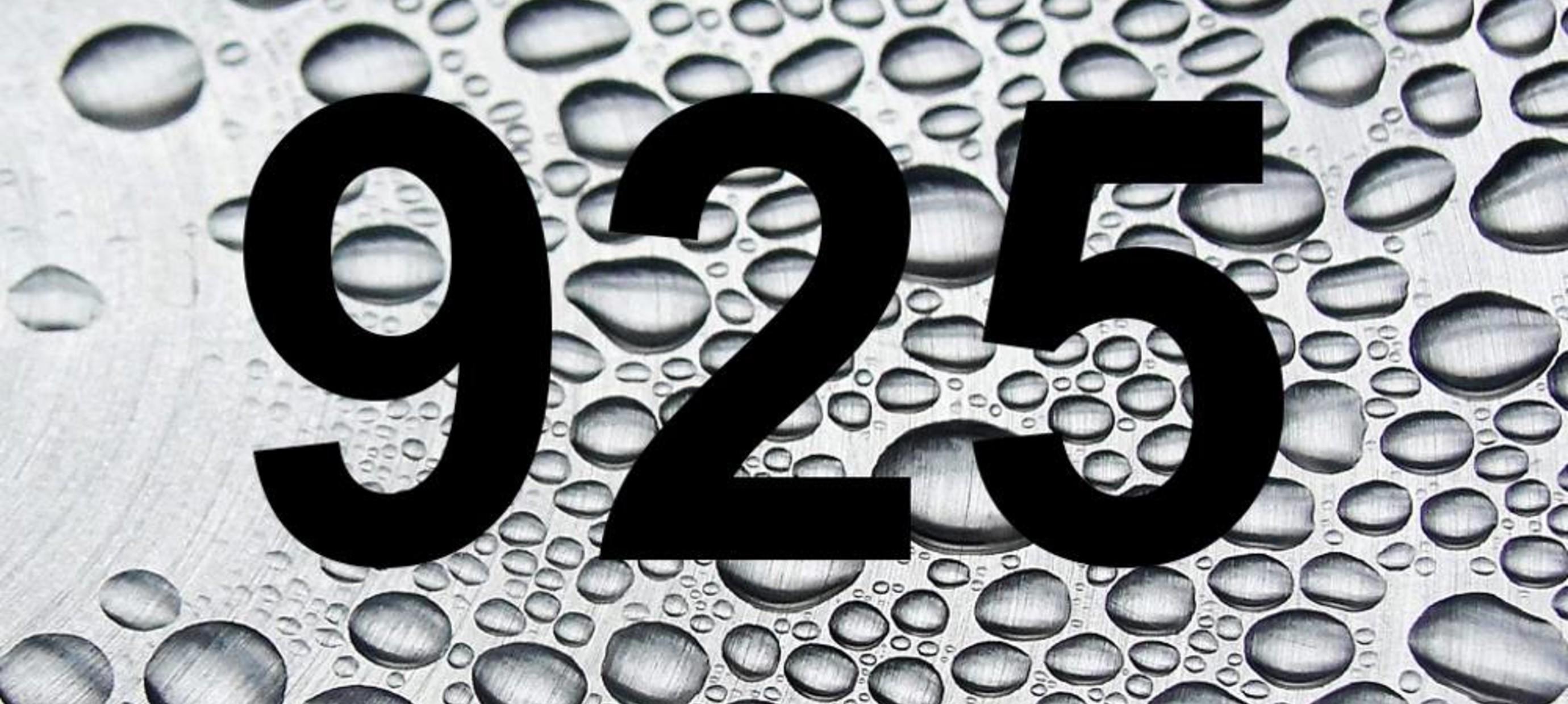 Wat zijn 925 zilveren sieraden?
