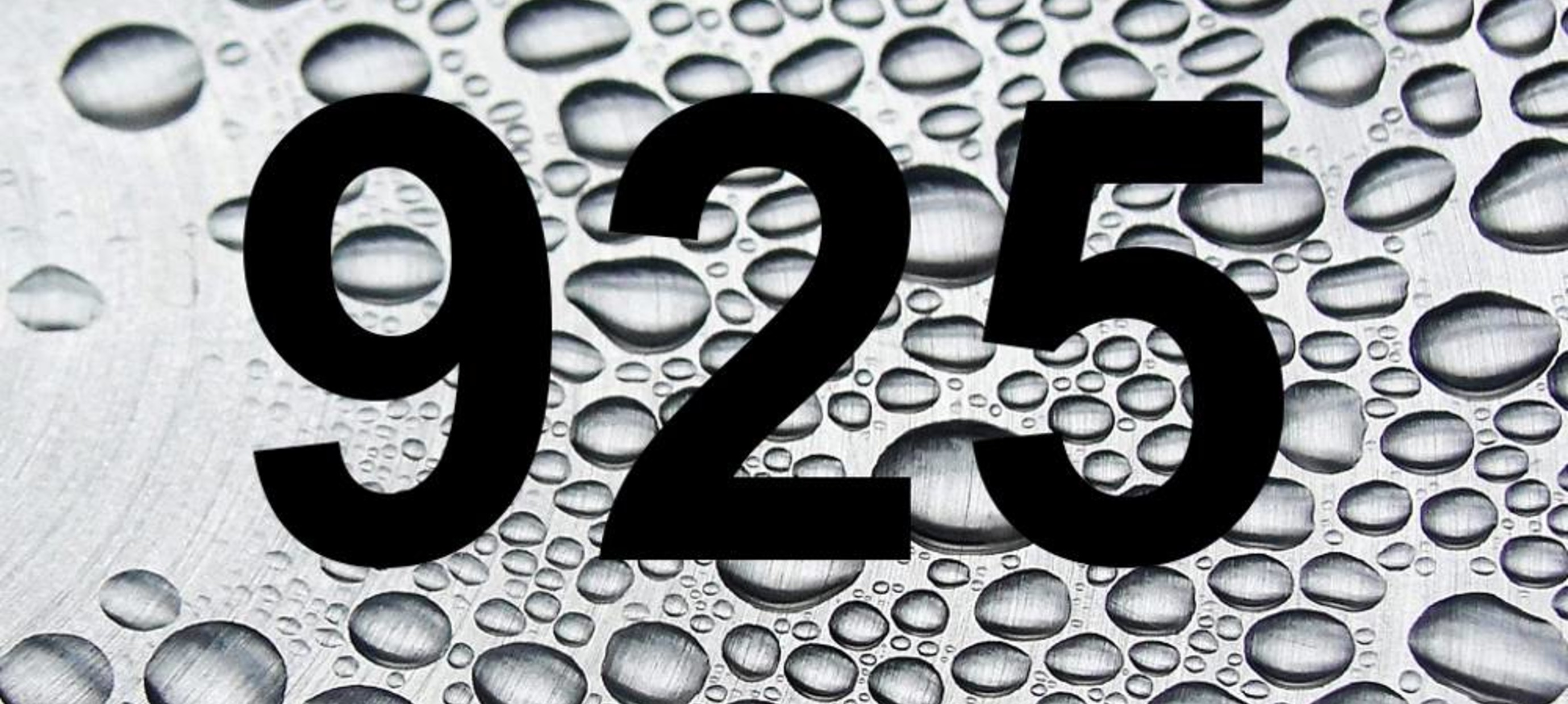 Was ist 925 Silber Schmuck?