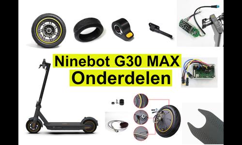Onderdelen Ninebot-Segway G30 Max