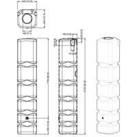 thumb-Basis 300 liter Beige-3