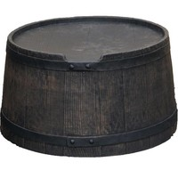 thumb-Voet voor ROTO regenton 50 liter bruin-1
