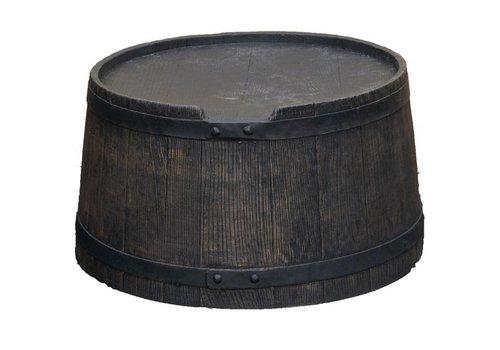 Voet voor ROTO regenton 50 liter bruin