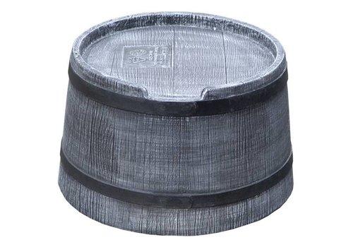 VODANA voet 50 liter grijs