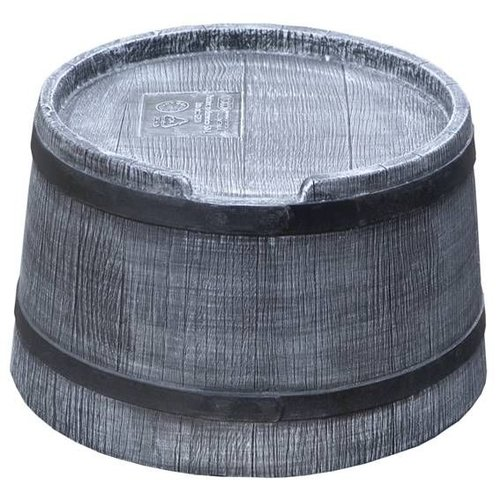 Roto Voet 50 liter grijs