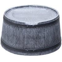 thumb-Voet voor ROTO regenton 120 liter grijs-1