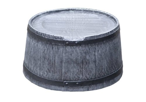 Roto Voet 120 liter grijs