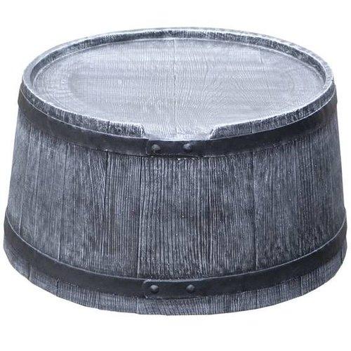 Vodana voet 120 liter grijs