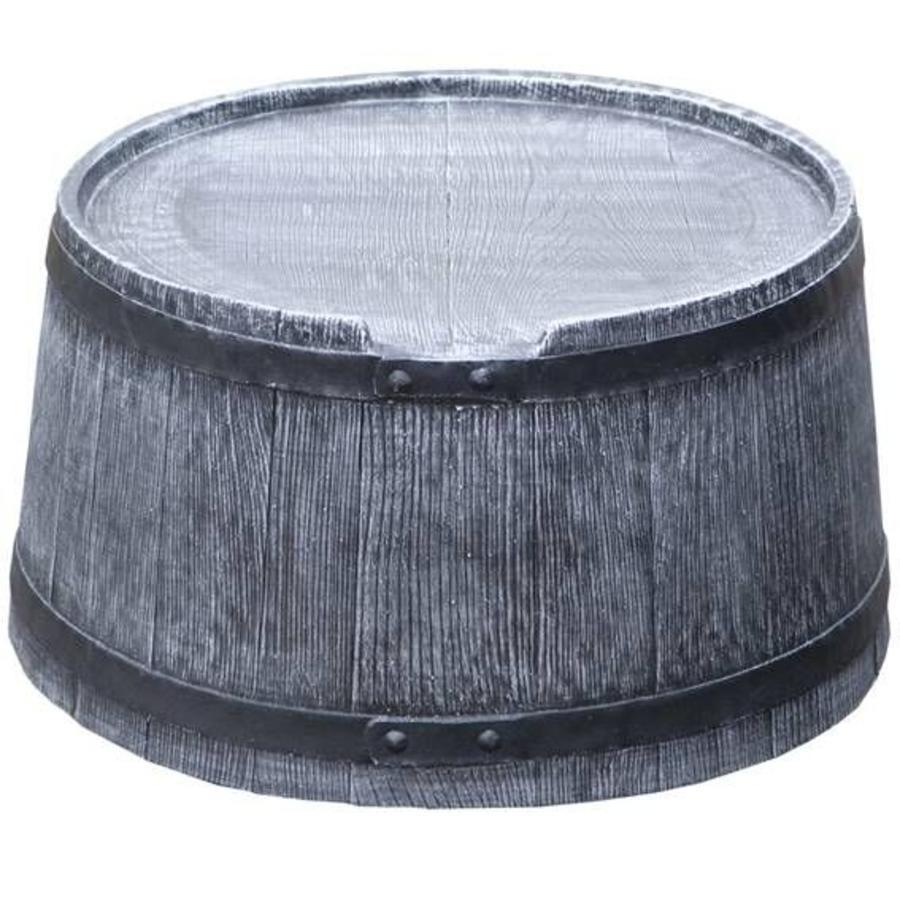 VODANA voet 120 liter grijs-1