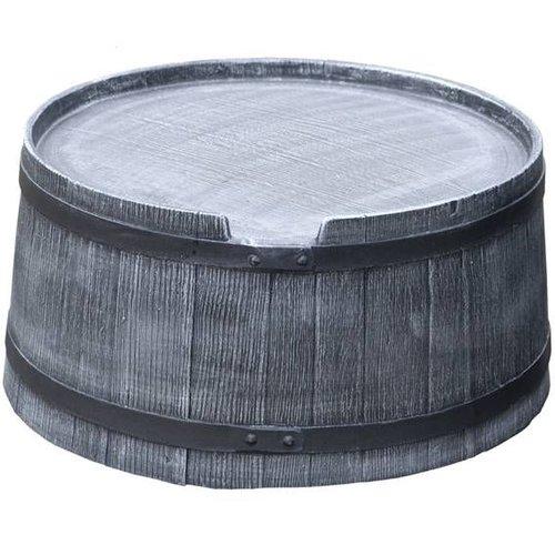 Vodana voet 240 liter grijs