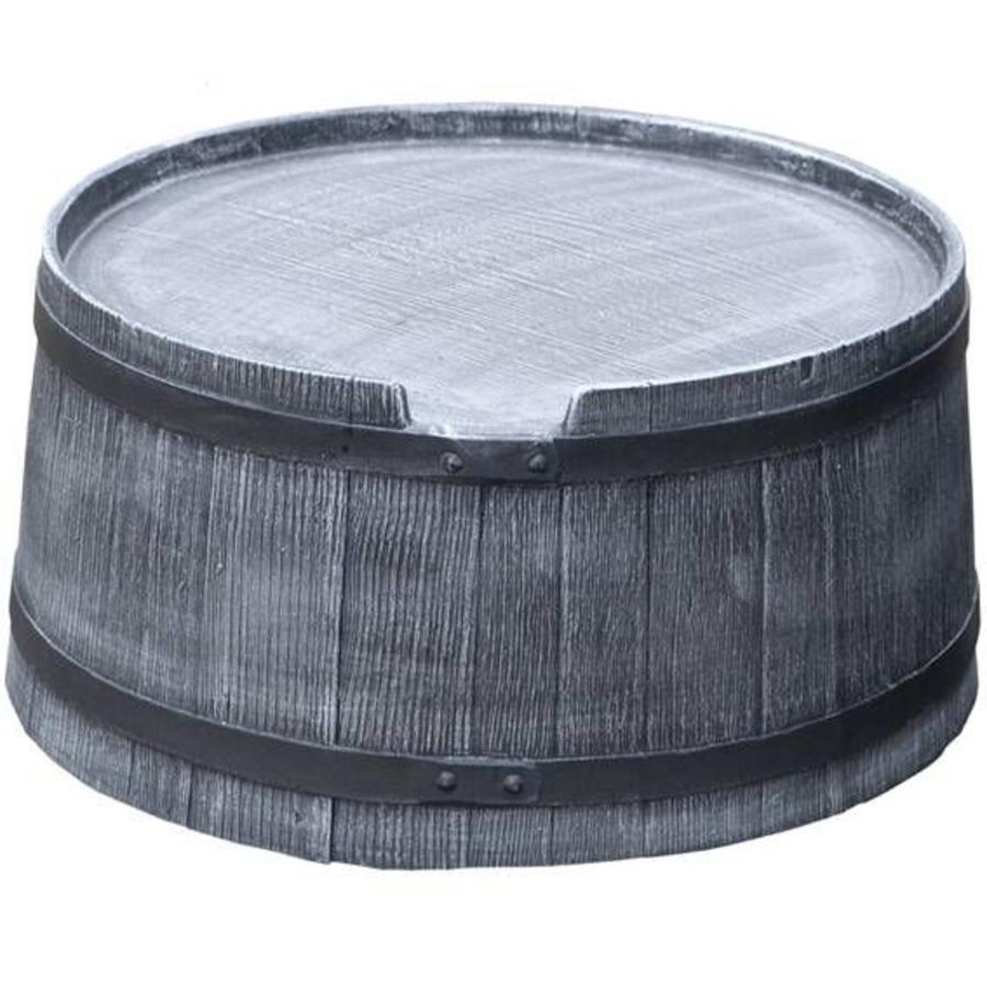 VODANA voet 240 liter grijs-1