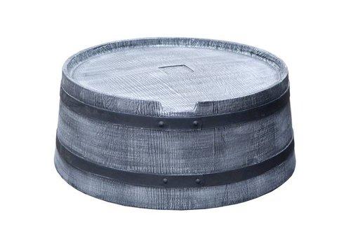 Roto Voet 360 liter grijs