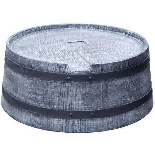 Vodana voet 360 liter grijs