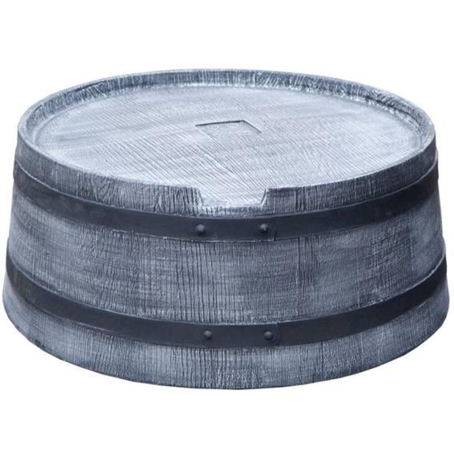 Voet voor ROTO regenton 360 liter grijs-1