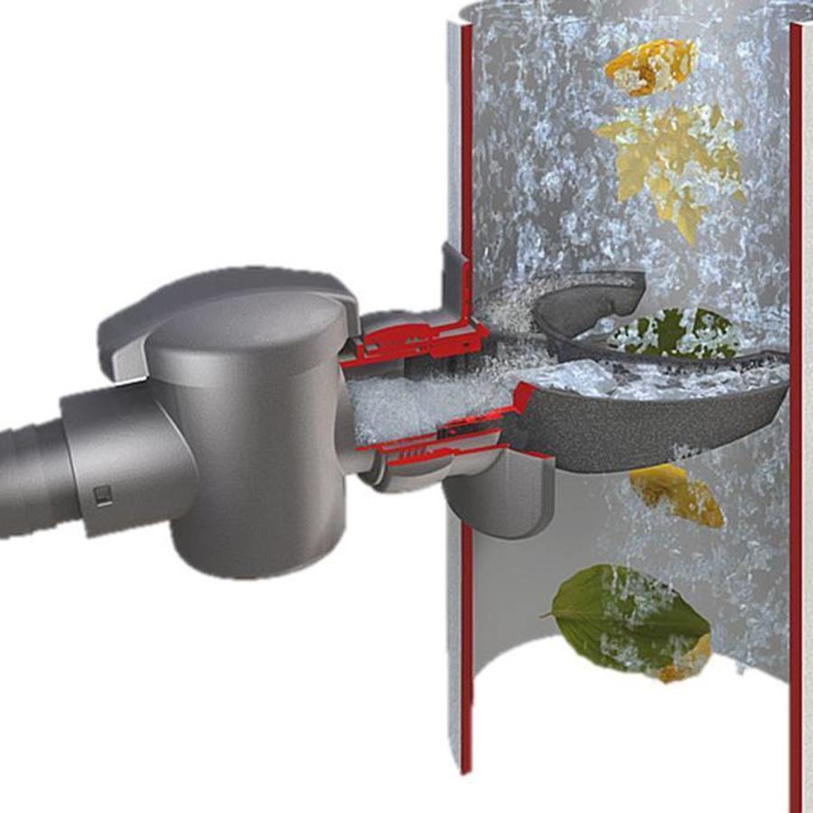 Vulsysteem Speedy regenpijp PVC 70-110mm-2
