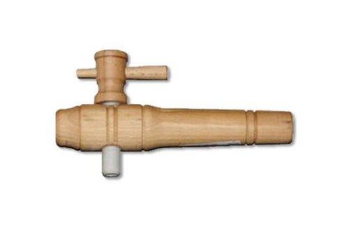 Houten kraan 24cm