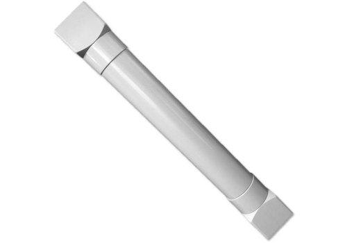 Aansluithulp vierkante regenpijp 80mm