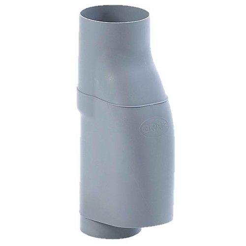 Bladscheider PVC grijs 70-100mm