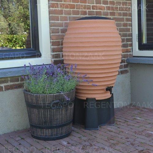 Regenton 150 liter terra Tilburg