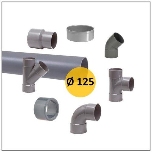 PVC 125mm