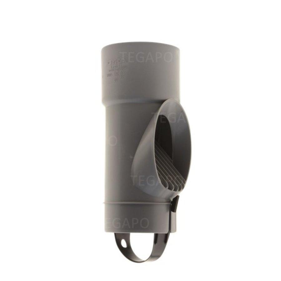 Bladscheider 80mm Grijs-1