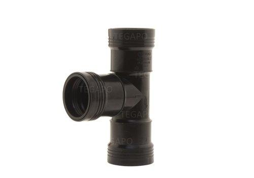 PP T-stuk 40mm m-m-m